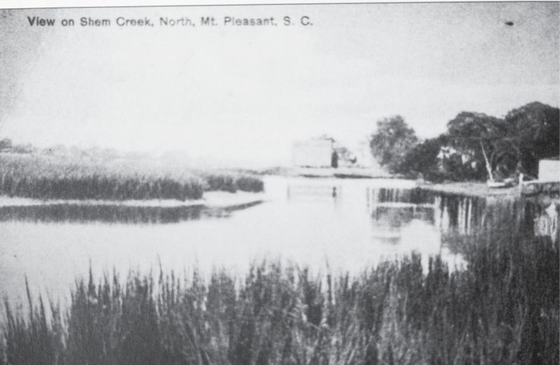 Lucas purchased the Greenwich Mill property in 1793 and rebuilt it as a water-powered facility that could process lumber and rice.