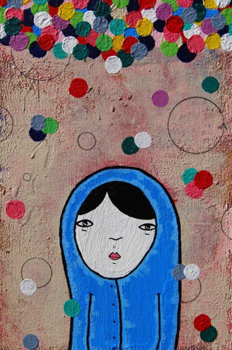 "CHM Aug 2010 Artist Profile: Brian Bustos ""Ker-ij"""