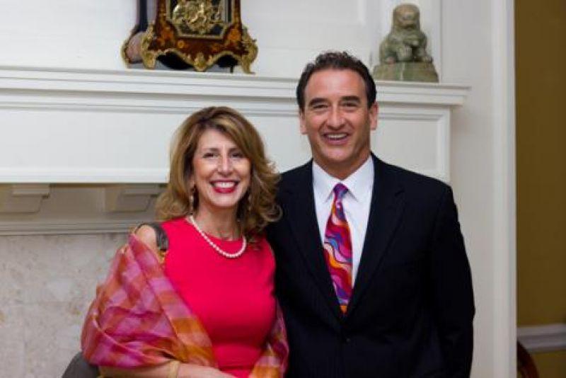 Natalie Corella and John Corella