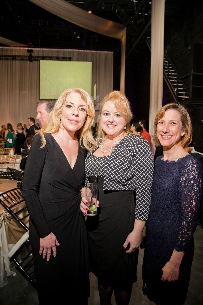 Helena Hosey, Sandy Meier, Jane Modernack