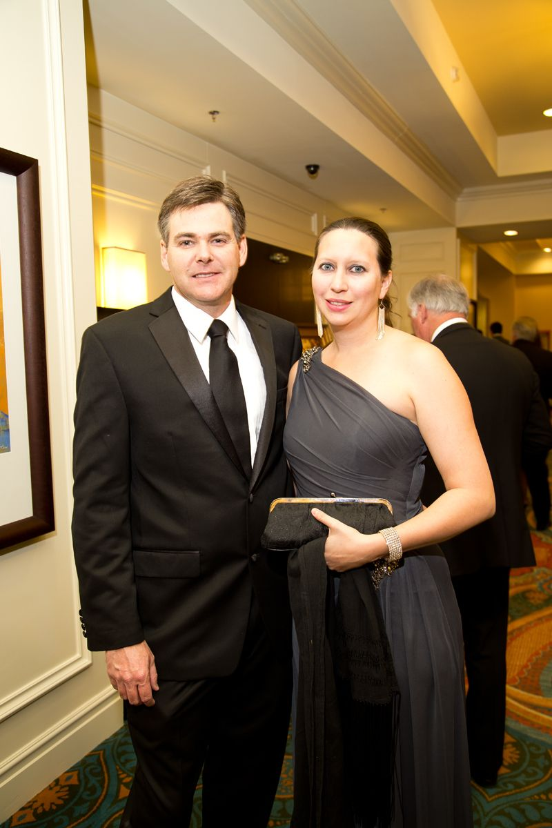 Tony & Rachael Sylvester