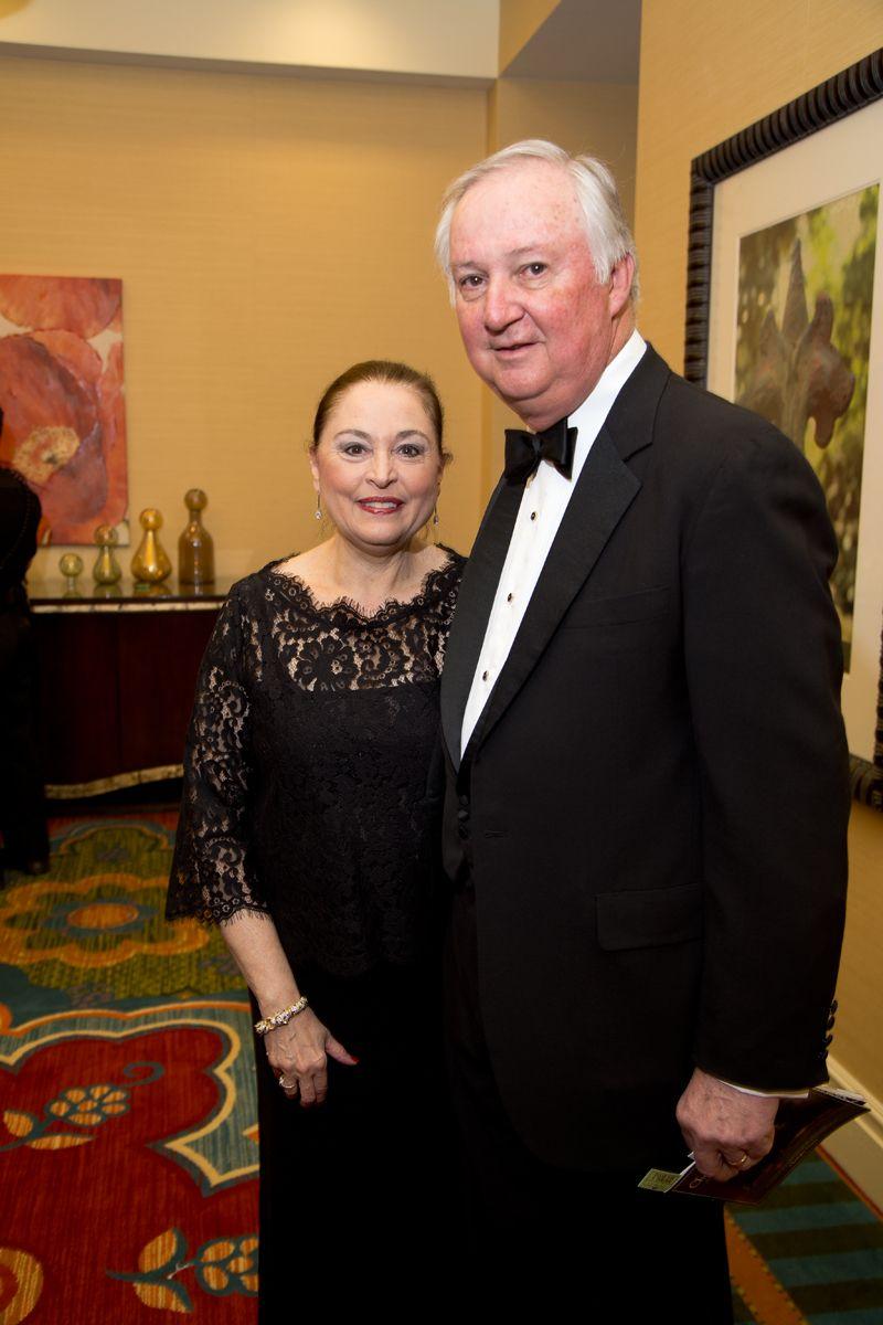 Dr. & Mrs. J. Michael Grayson
