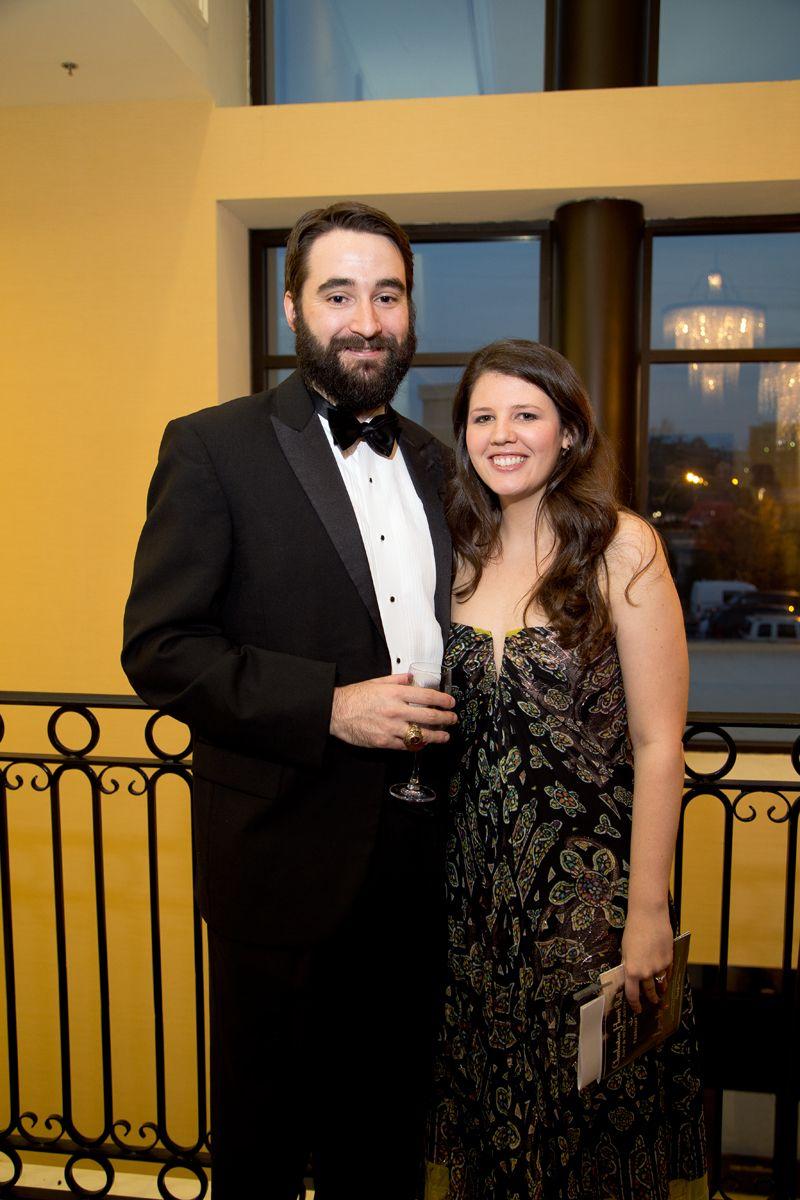 Colin Alstad & Jenny Gilson
