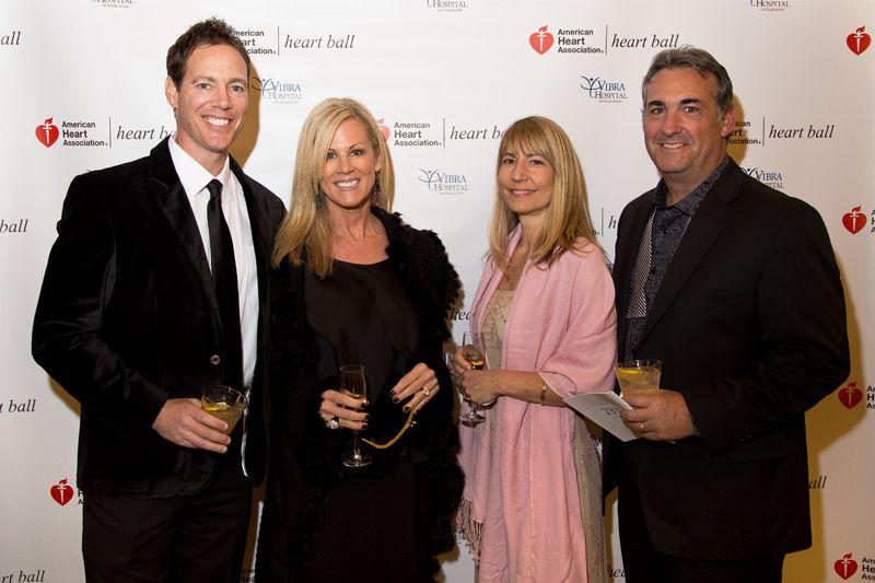 Doug & Edie Coupe with Keri & Kevin Sarlo