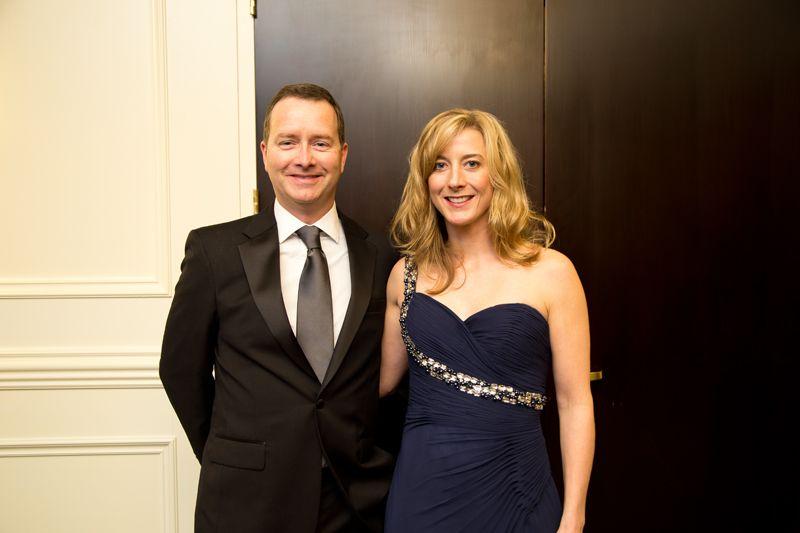 Patrick Bell & Claudia Seeger
