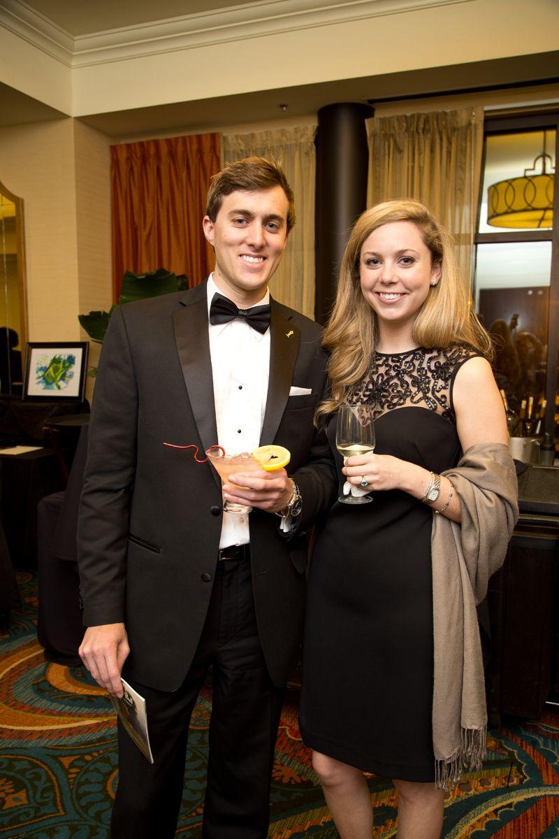 Josh Wright & Jane Werrell