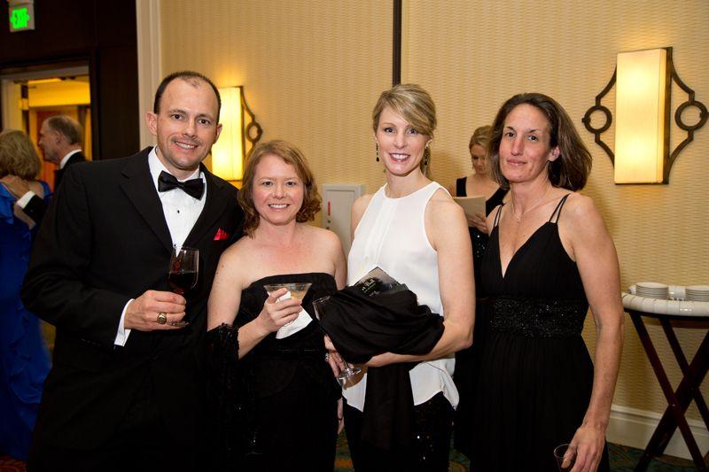 Kyle & Jennifer Minick, Jennifer Carullo, and Ashley Sisson