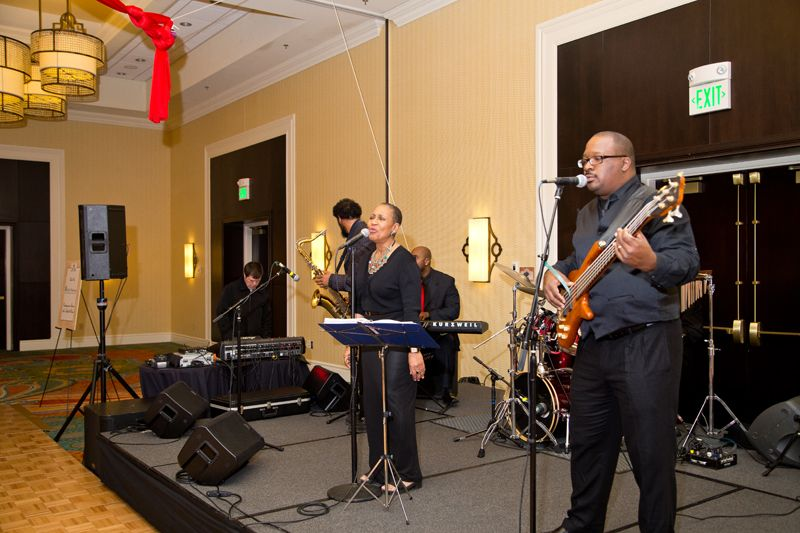 Live music from the Ann Caldwell Band