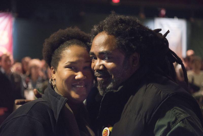Tanisha Jenkins and Gullah Rootz