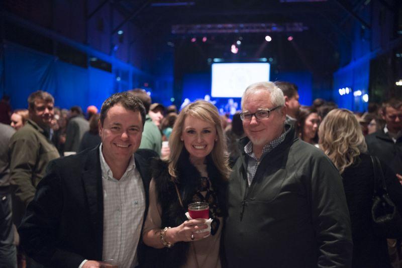 Keith Hardee, Mara Hardee, Brian Wurst