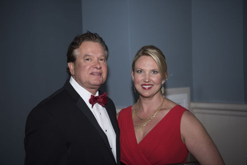 Chairman Dr. John and Jennifer Ciccone