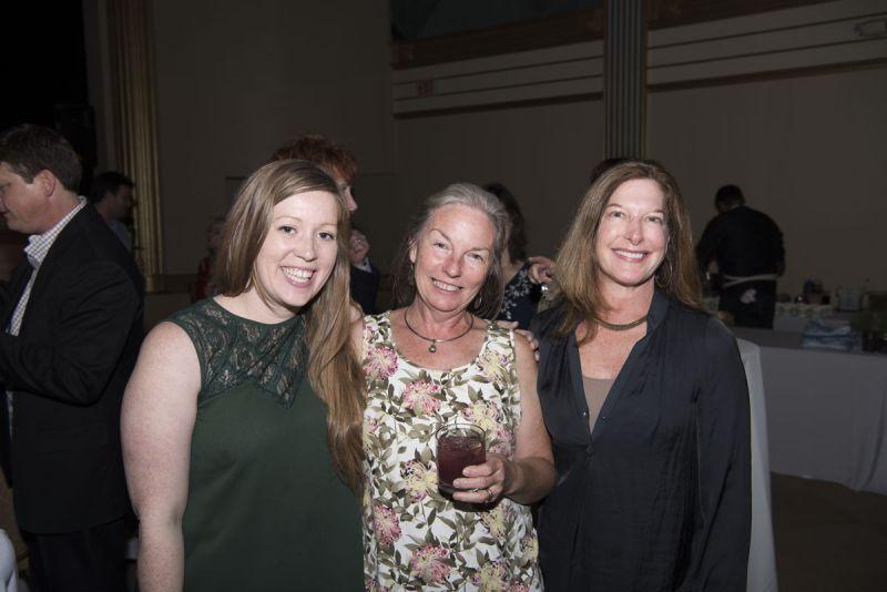 Hope Troup, Celeste Albers, and Randi Weinstein