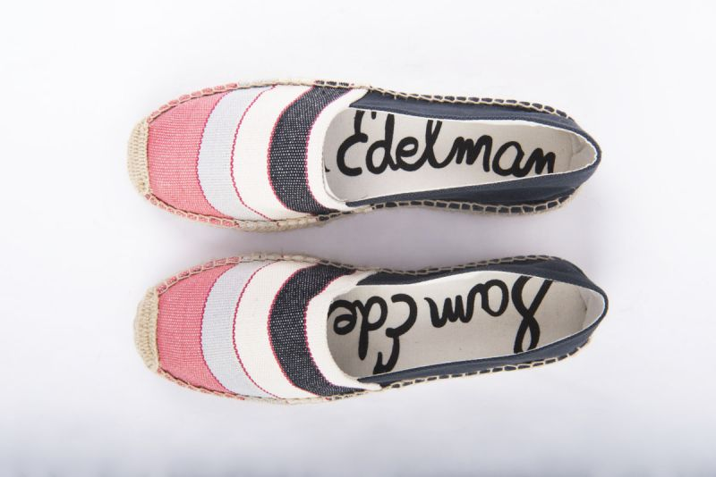 "Sam Edelman ""Verona"" multicolored striped espadrille flats, $31.50 at Belk"
