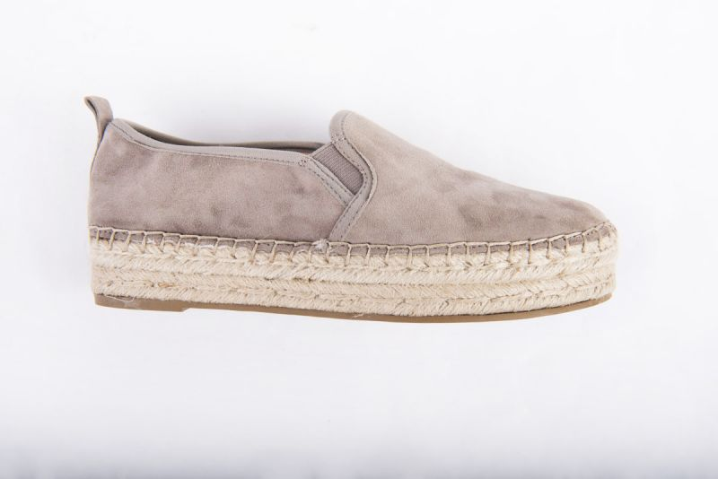 "Sam Edelman ""Carrin"" platform espadrille in the color putty, $90 at Belk"