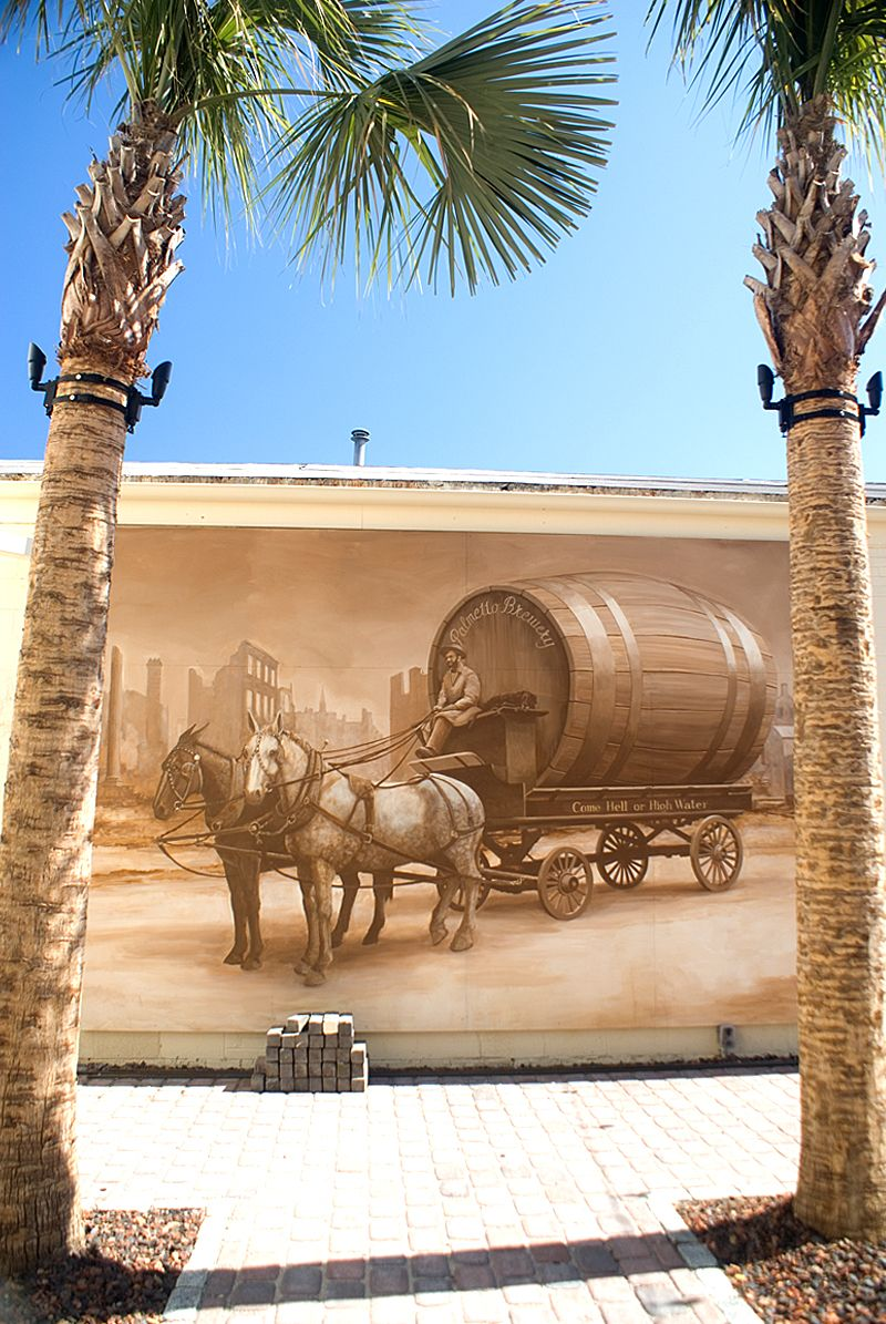 Palmetto Brewery, 289 Huger St.