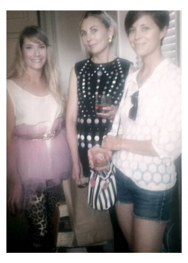 Style Mavens Siobhan, Deirdre, and Harper