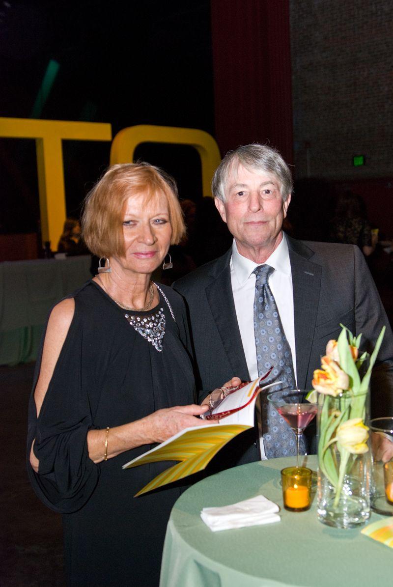 Gemma & John Huffman