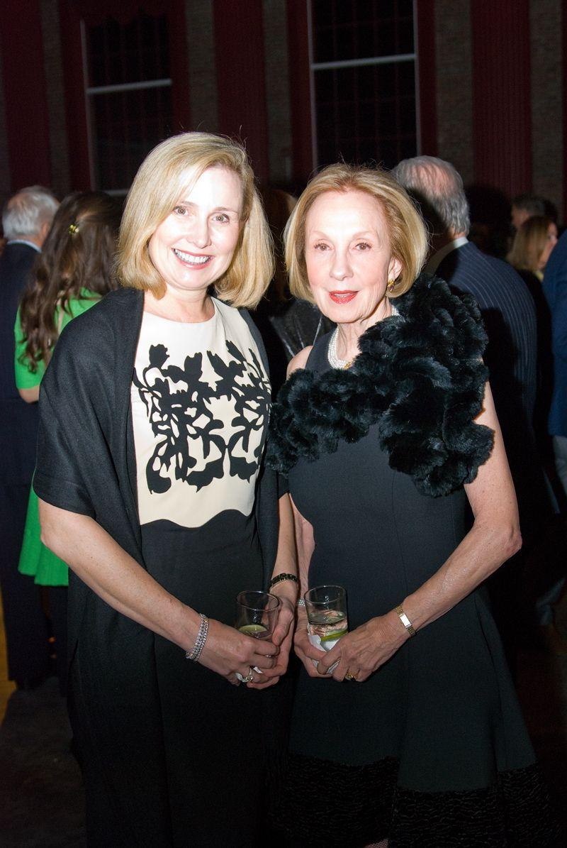 Jennifer Whittle and Bev Seinsheimer