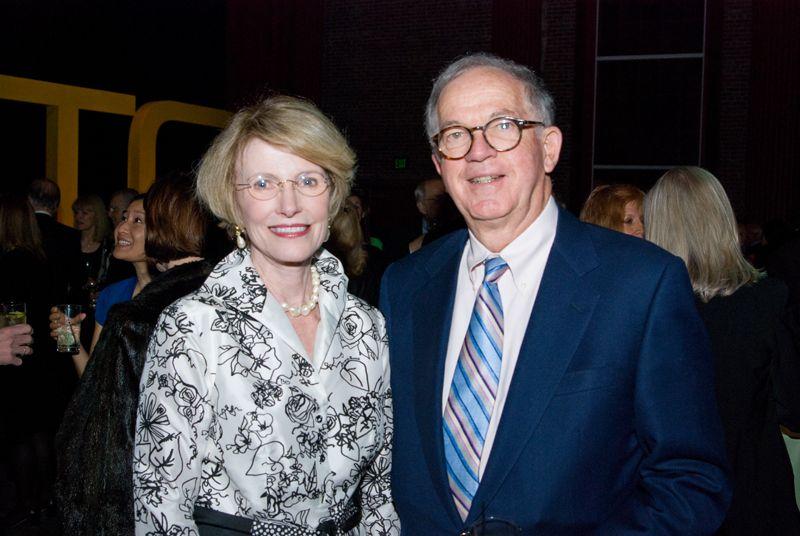 Susan & Ned Payne