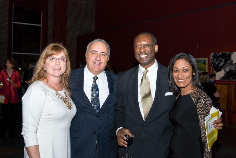 Marie & Steve Bedard, Wilbur Johnson, and Felicia Easterlin