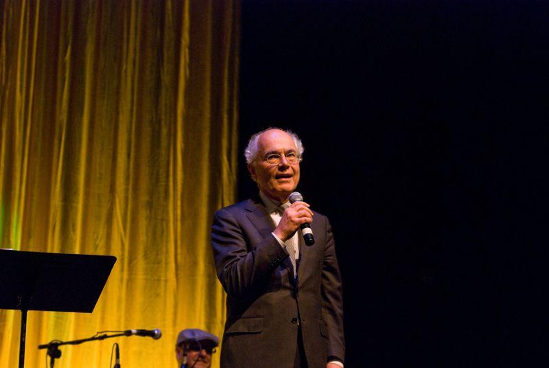 Spoleto Festival USA General Director Nigel Redden