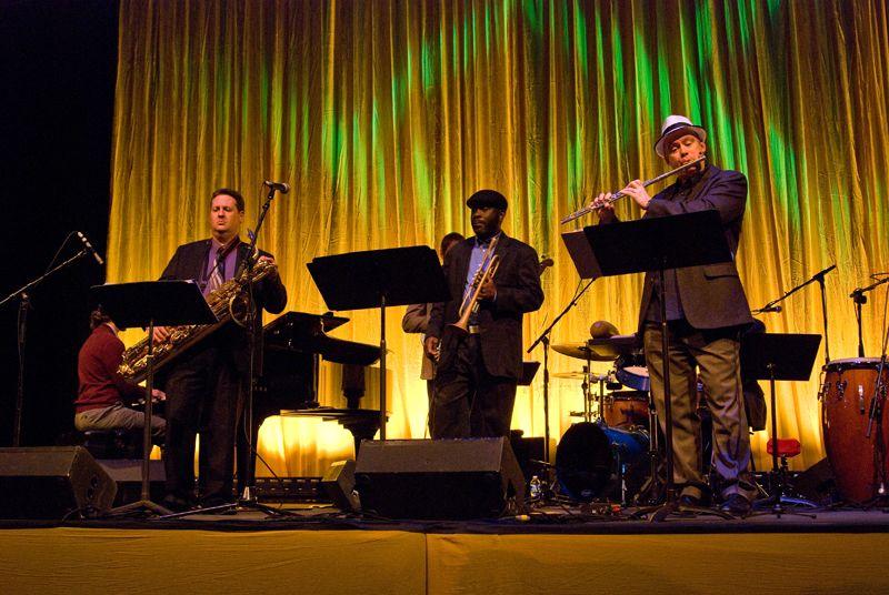 The Charleston Latin-Jazz Collective