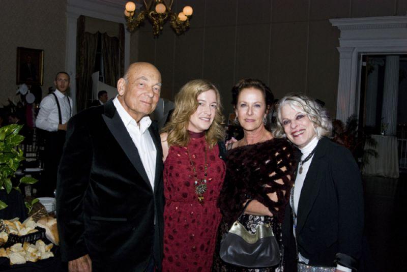 Julian Lerner, Laura Verbeke, Elizabeth Baker, and Nancy Lerner