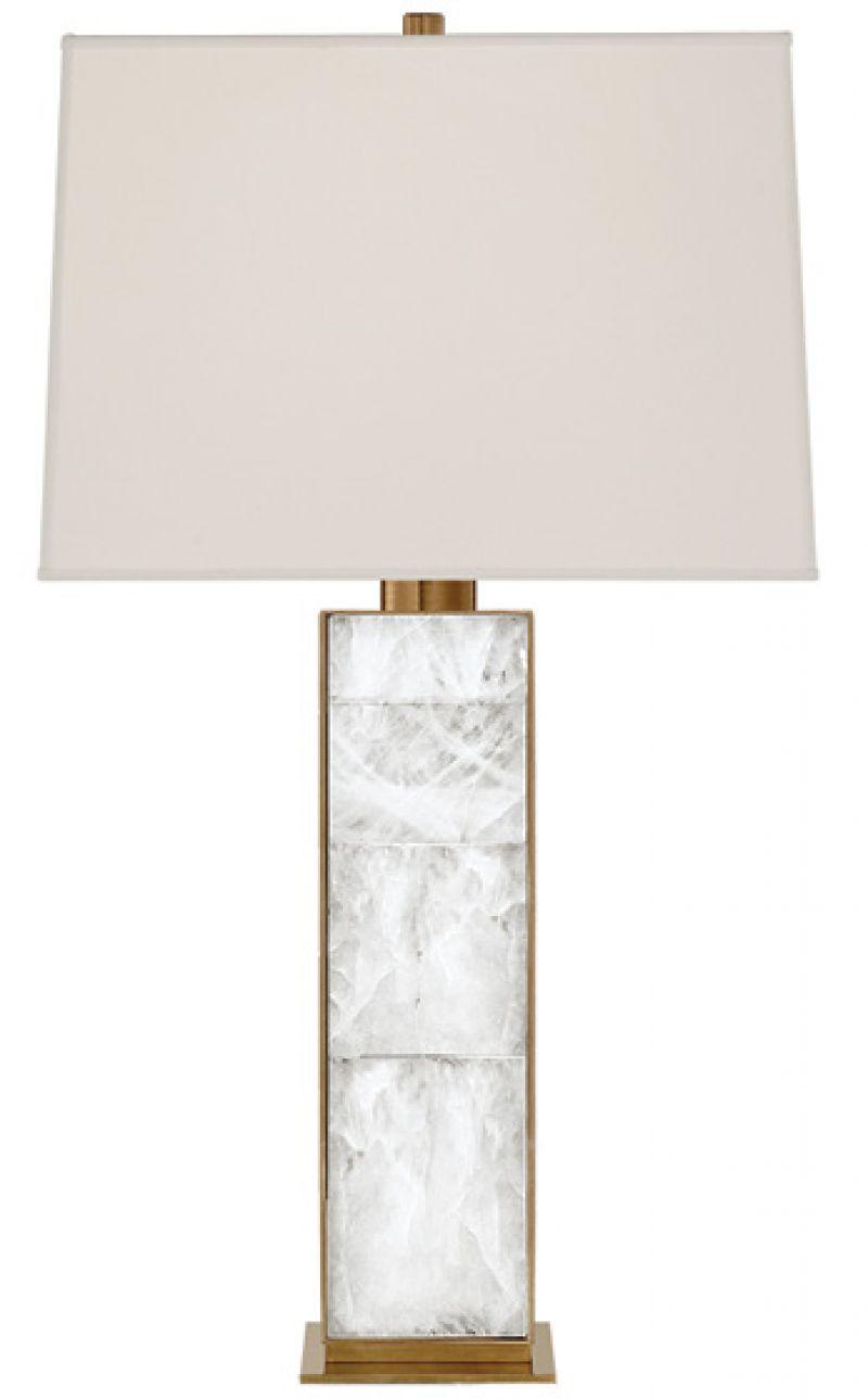 """Ralph Lauren's """"Ellis"""" lamp from Circa Lighting"""
