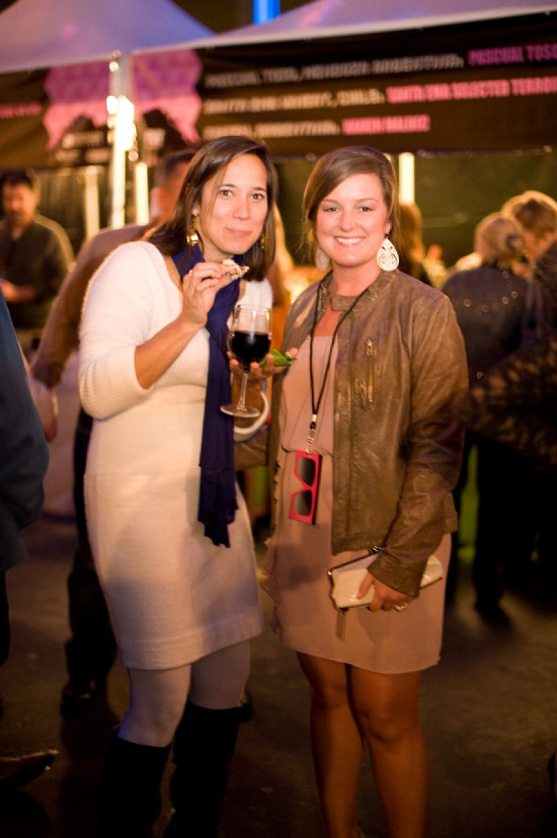Charleston W + F After Hours Party provides the perfect girl's night out venue