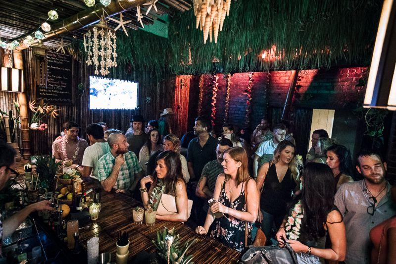 Downtown -South Seas Tiki Lounge