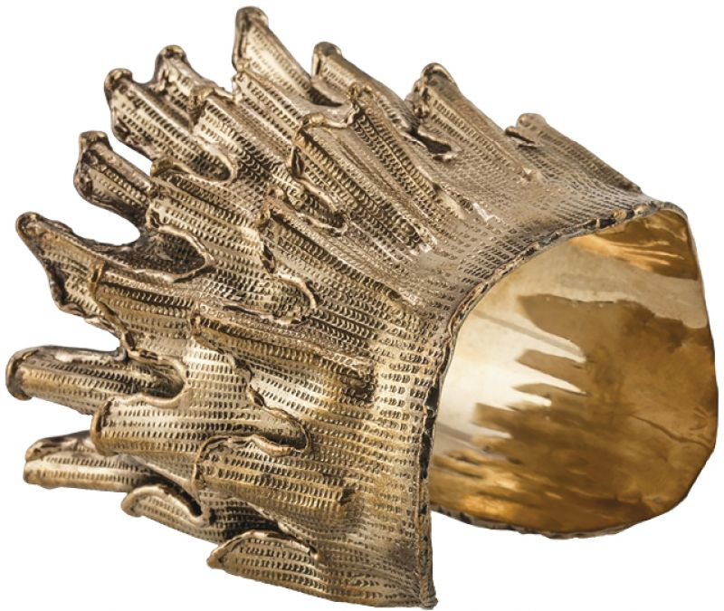 "Gogo Jewelry ""Spiny Murex Conch Cuff"""