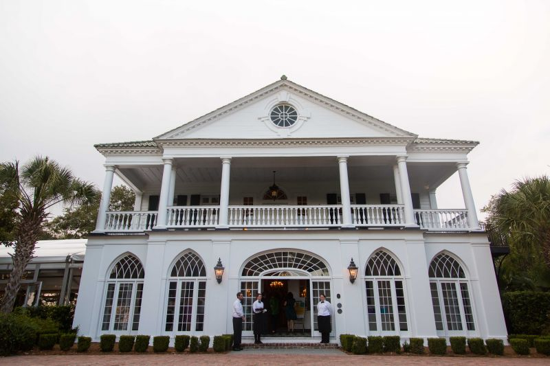The James Beard Foundation hosted its glorious dinner at a beautiful property on the banks of the Ashley river.