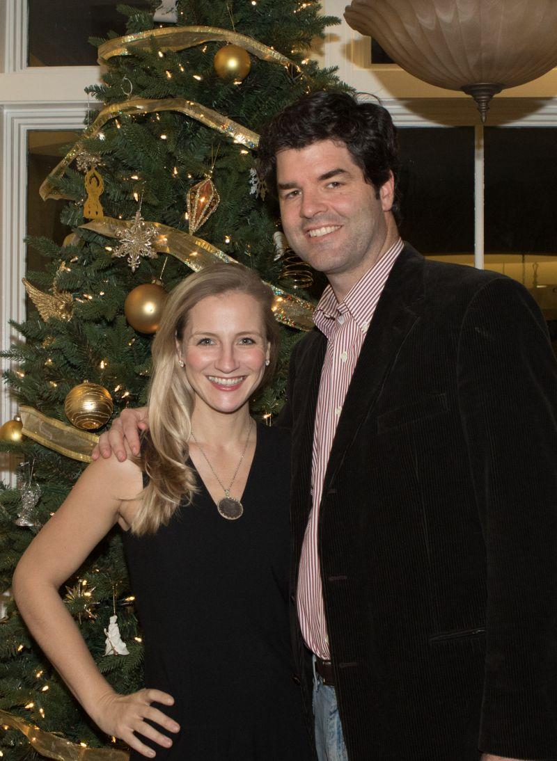 Caroline and Jason Soper