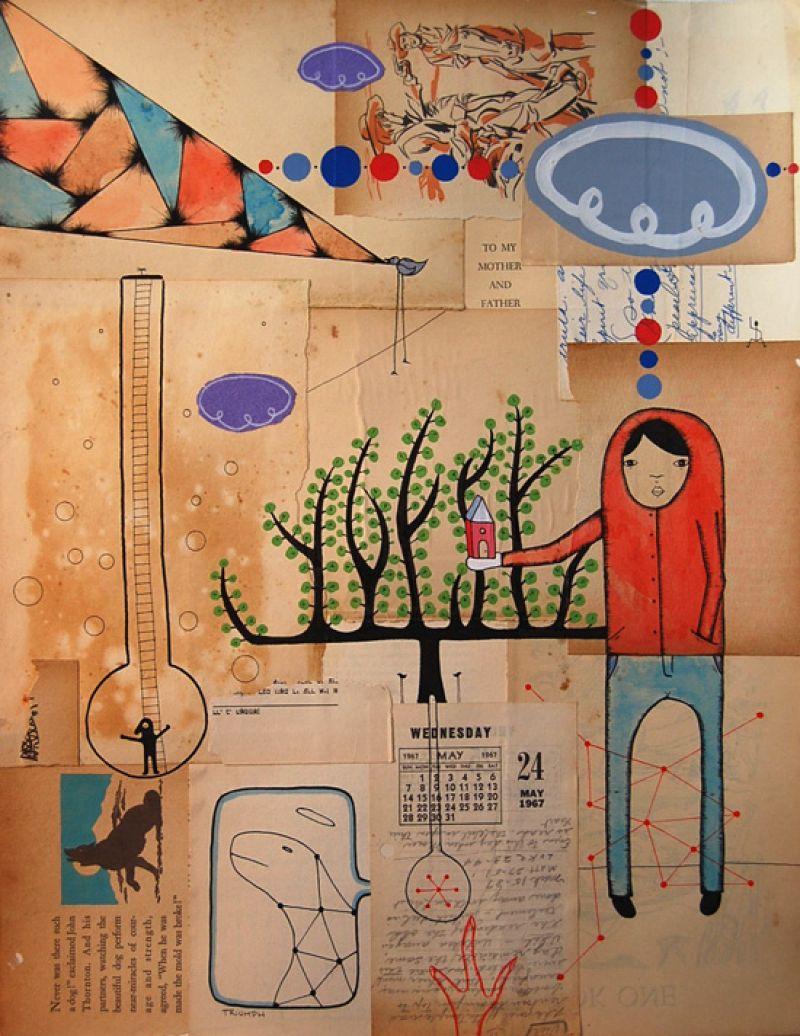 "CHM Aug 2010 Artist Profile: Brian Bustos ""New World"""