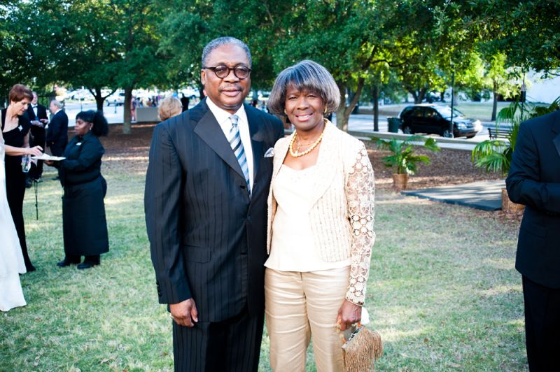 Joyce Green and David Rivers