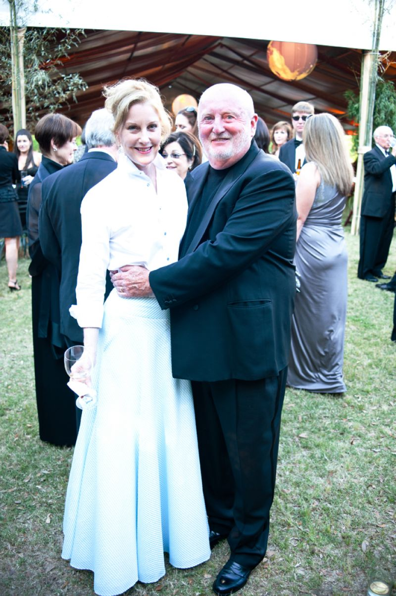 Richard and Suzanne Hogan