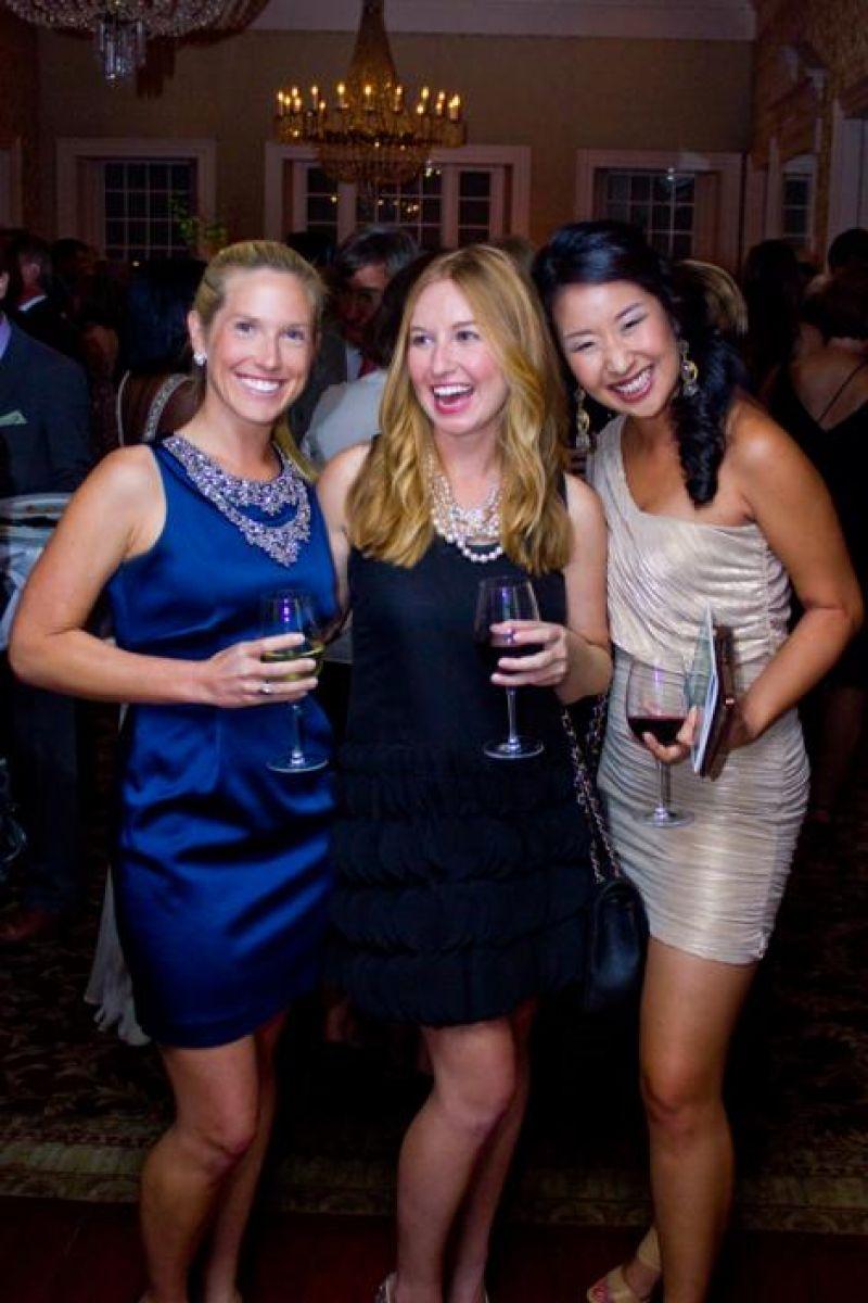 Jessica Martin, Amy Ironmonger, and Jean Kim