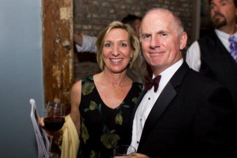Meg and Steve Latour
