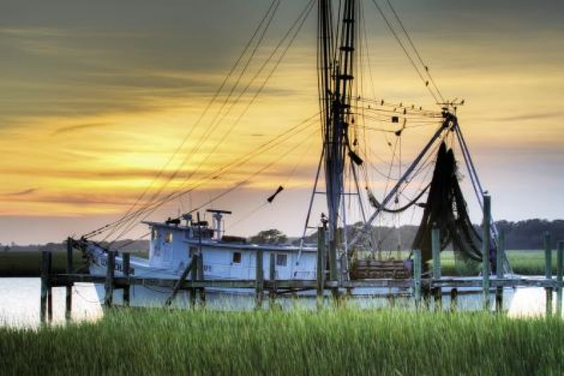 TRADITION: Preservation has proved integral to the Holy City's very soul, so even as our population evolves, our heritage and history still define the land, the waters, and our way of life. Can you imagine Folly River or Shem Creek without shrimp boats? Neither can we.