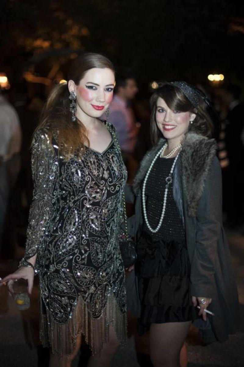 Tiffany Vanek and Carroll Loewer