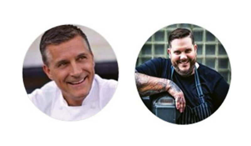 """Insta Heroes: """"I follow chefs Scott Crawford and Matthew Jennings, who balance food and family. I'd love to know how they do it."""""""