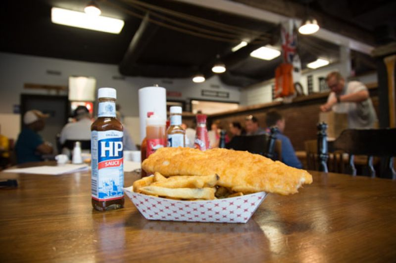 North Charleston -The CODfather Restaurant