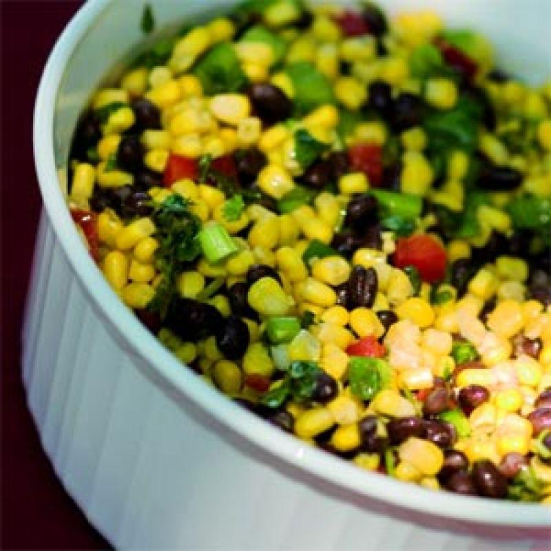 Charleston Sc Roasted Corn Amp Black Bean Salad Recipe