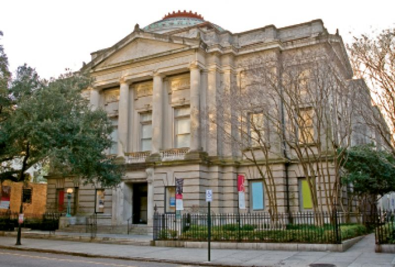 The Gibbes Museum of Art today, by editing some of its interim renovations, museum designer Daly and Gibbes executive director Angela Mack intend to return it to its original grandeur.