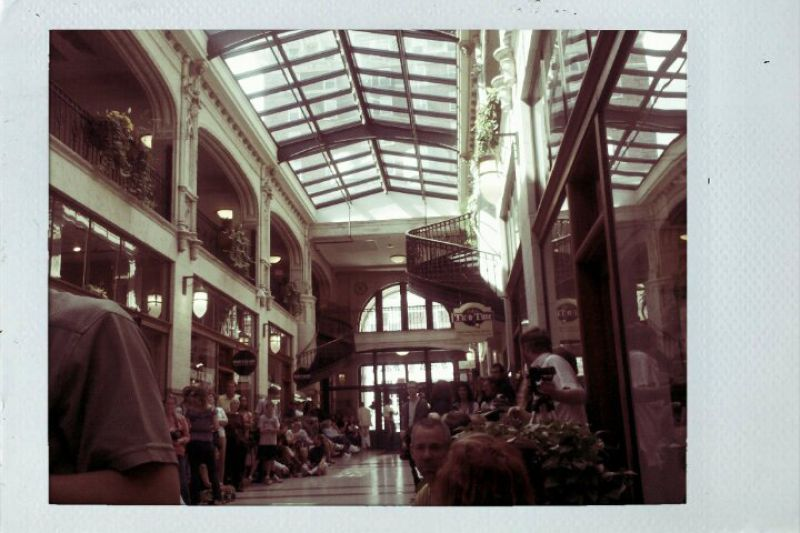 HATCH Fashion Show at Grove Arcade