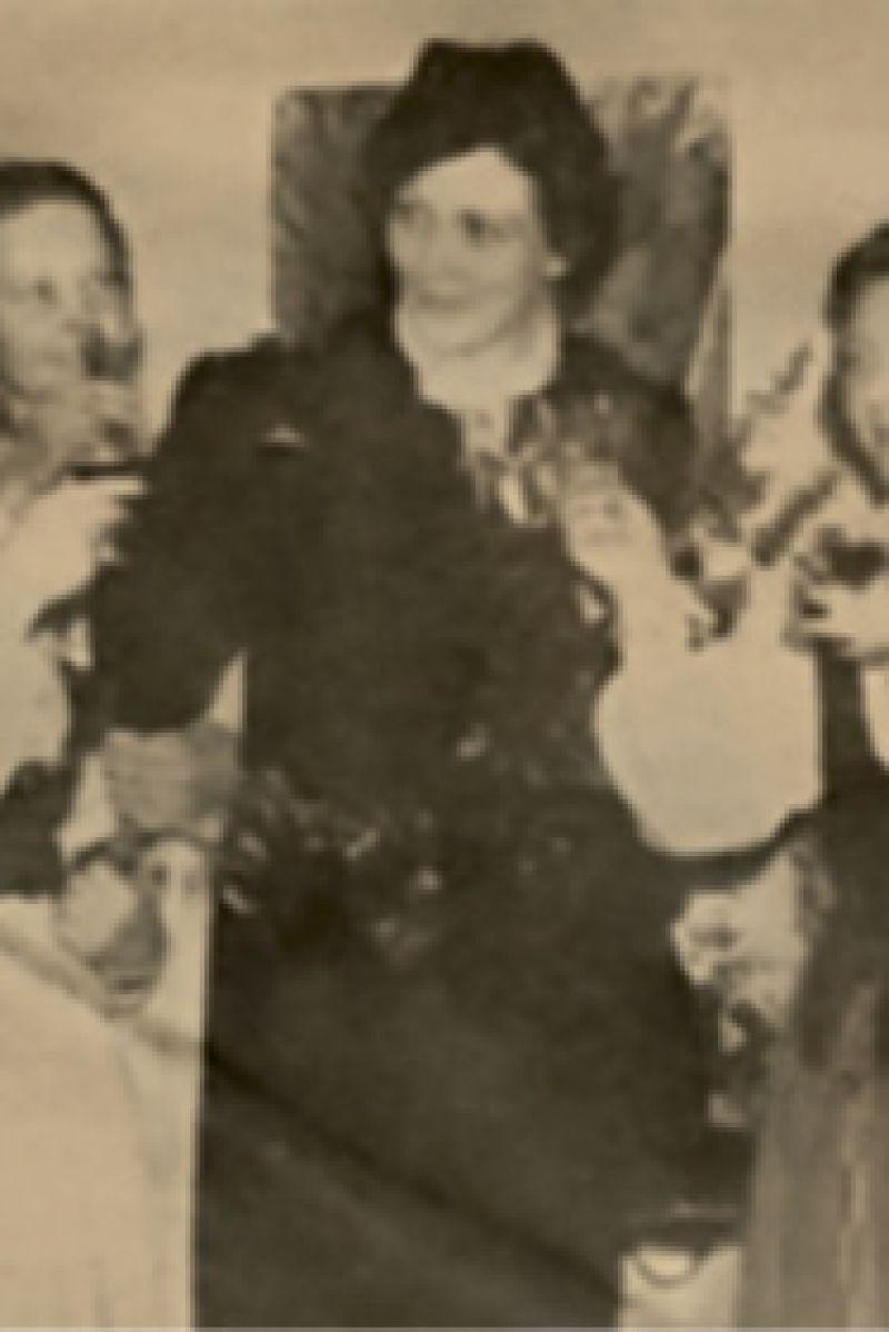 Baroness de Gripenberg