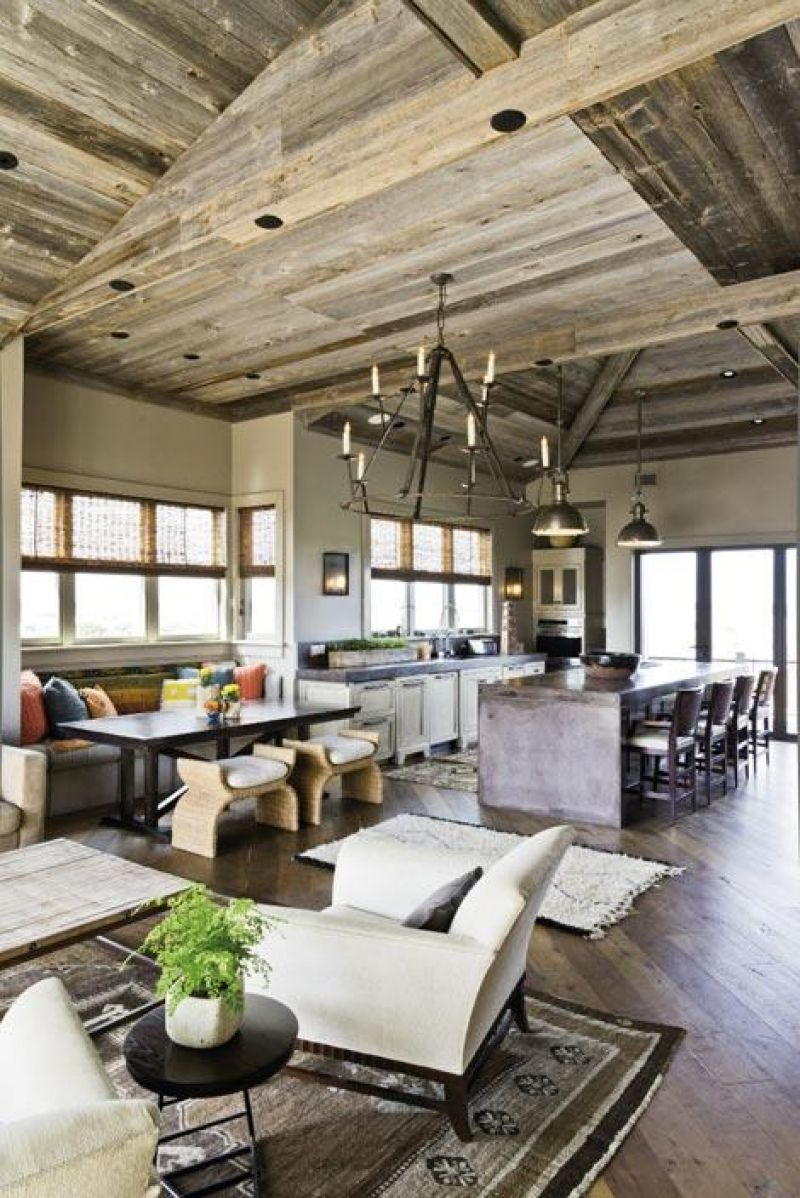 Rustic Foyer Jr : Lively tower charleston magazine