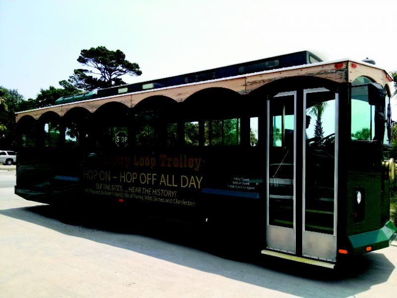 Lowcountry Loop Trolley from Lowcountry Loop