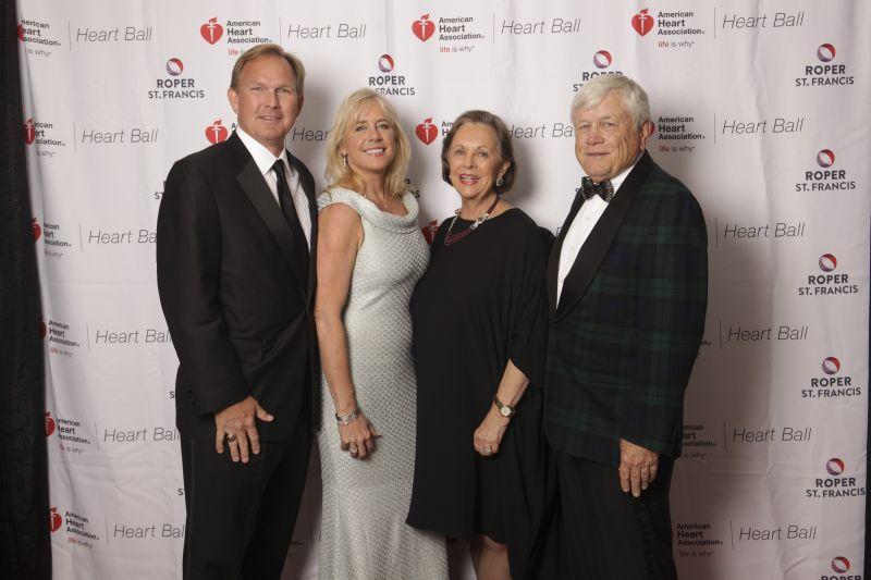 Steve Peters, Laurie Tarleton, Judy Tarleton, and Larry Tarleton