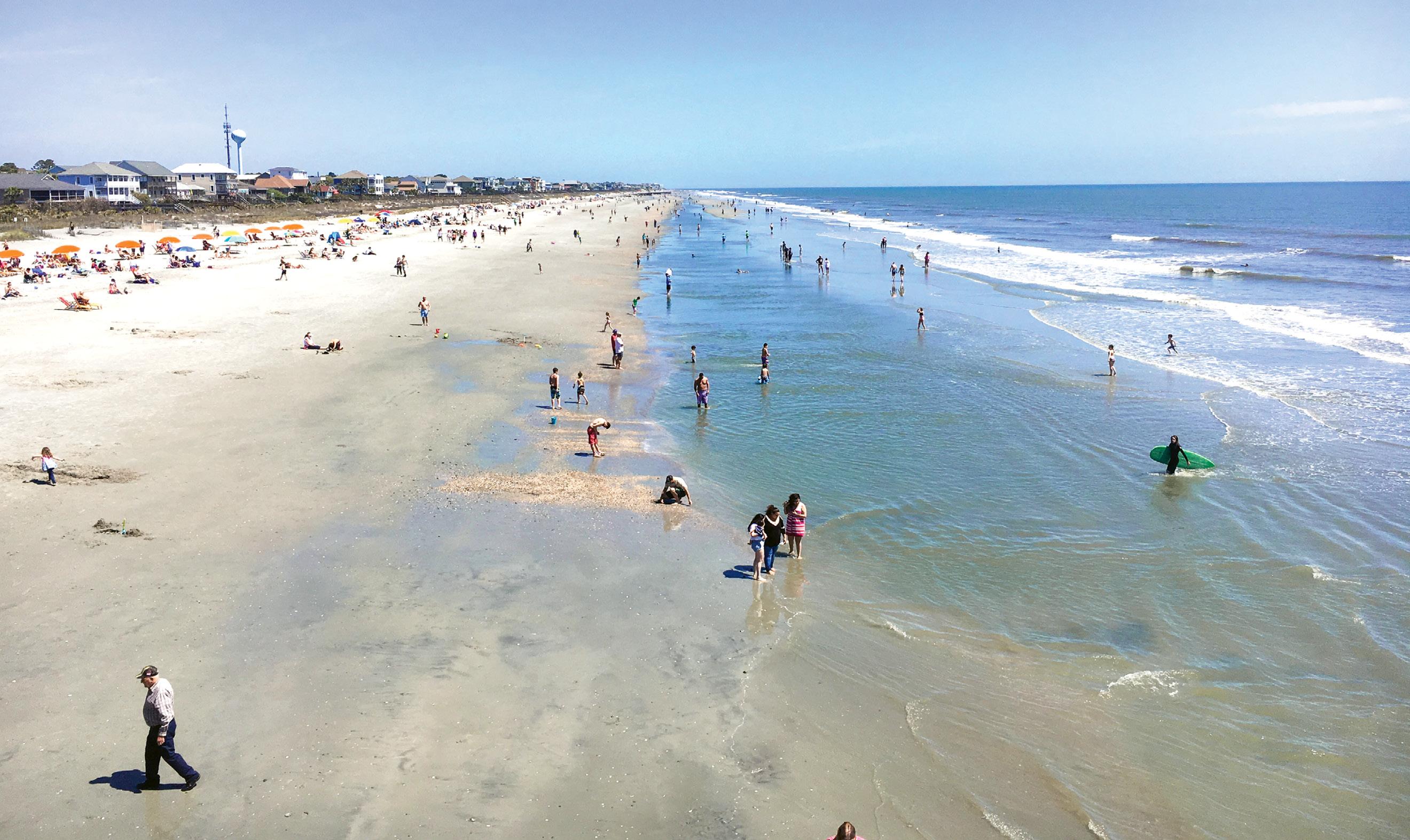 Folly Beach Summer Guide 2018
